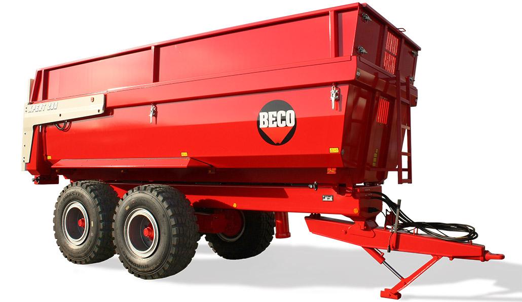 BECO XPERT 280 2-axles